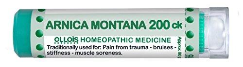(Ollois Homeopathic Medicines, Arnica Montana 200CK Pellets, 80)