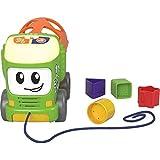 Caminhão Figuras e Aprendizagem, Fisher Price, Mattel