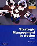 img - for Strategic Management in Action by Mary A. Coulter (2009-07-15) book / textbook / text book