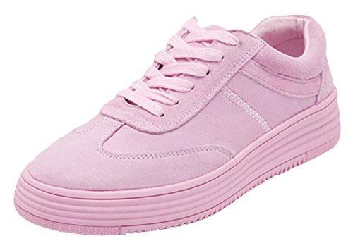 Zapatos Deportivo Plataforma Eozy Casual 39 Talla Rosa Mujer Para dpnwxw