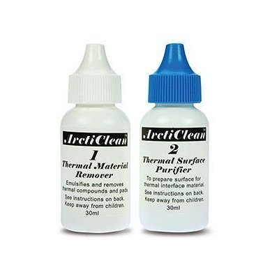 Picture of an ArctiClean 60ml Kit includes 30ml 840556003069,4589709600088,7038557026245