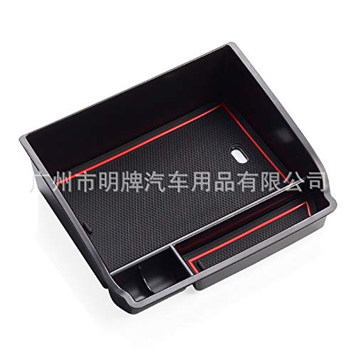 HERCHR Armrest Storage Box for Hilux 15 Runners Modified Central Storage Box
