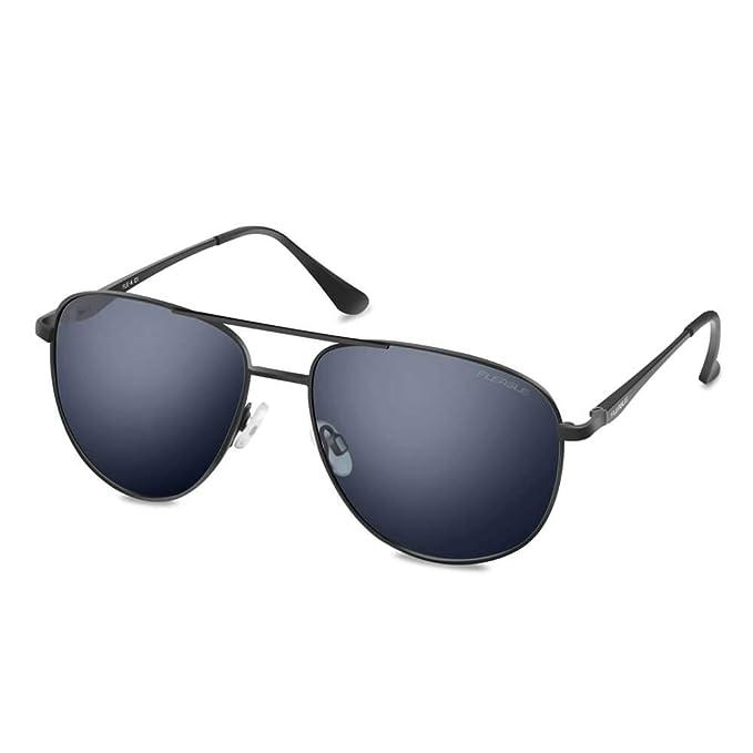 Amazon.com: Gafas de sol polarizadas Aviator para hombres y ...