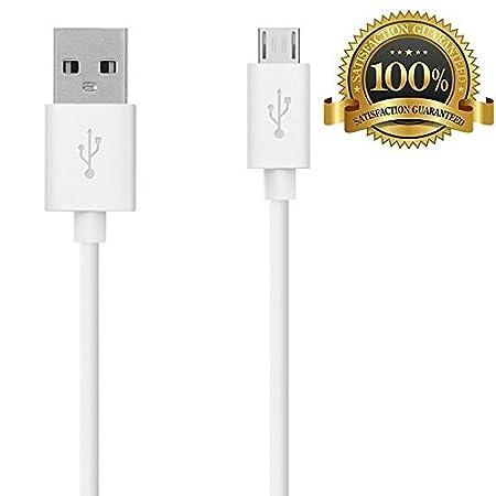 RICHER BRAND 4G Micro USB Data Cable for Samsung Galaxy Grand Prime White