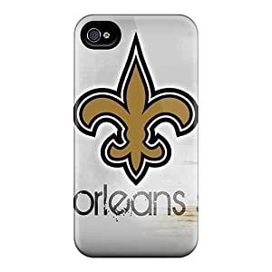 AlainTanielian Iphone 6plus Shock Absorption Hard Phone Cases Customized Beautiful New Orleans Saints Image [xLR3422kFHp]