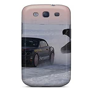Unique Design Galaxy S3 Durable Tpu Case Cover Ling Went Off Well
