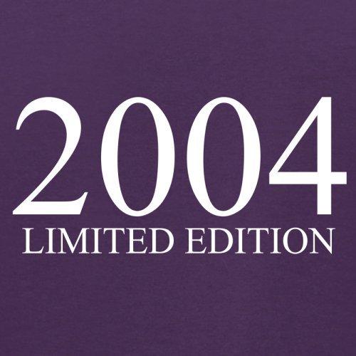 2004 Limierte Auflage / Limited Edition - 13. Geburtstag - Herren T-Shirt - Lila - XS