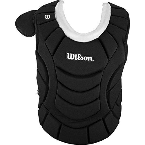 春のコレクション ウィルソンMaxmotionキャッチャーの胸プロテクター B00E3VGKFQ B00E3VGKFQ ブラック ブラック Intermediate Intermediate 14.5\, マイスタイルゴルフ:9a47298c --- svecha37.ru