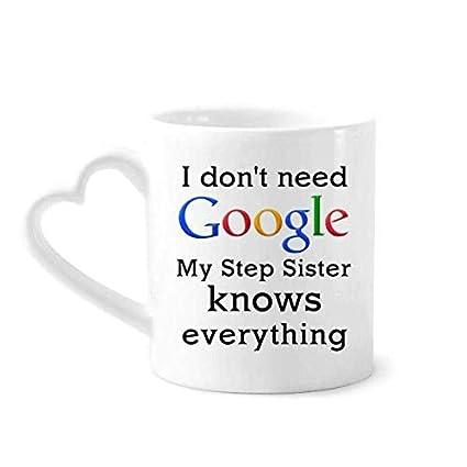 Amazoncom 11oz Heart Shaped Handle Mugs Best Funny Quotes Mugs I