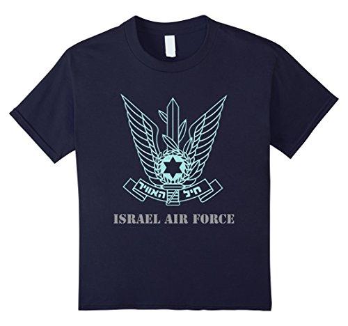Kids Israel Air Force Logo IDF T-Shirt 10 (Air Force Logo T-shirt)