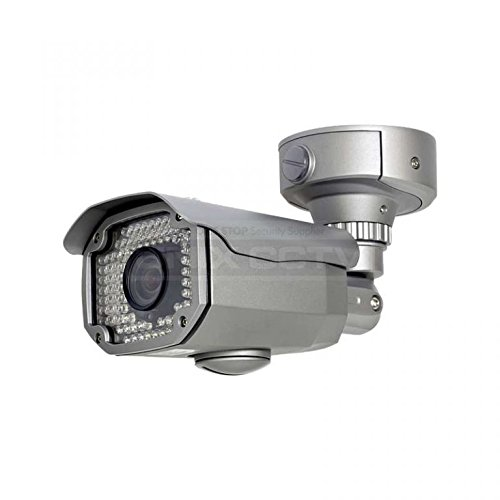 Eyemax | XIR 2282FV | HD-SDI : 2 MP, 1080p IR Bullet Camera with Auto-Iris 2.8~12mm VF Lens, Weatherproof. 12mm Dc Auto Iris Lens