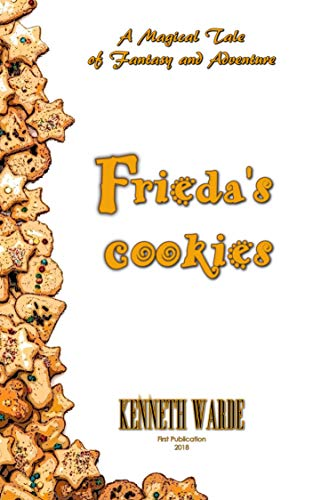 Book: Frieda's Cookies by Kenneth Warde