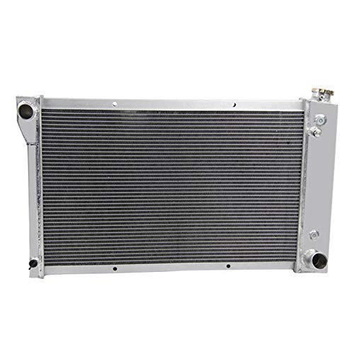 - OzCoolingParts 67-72 Chevy GMC C/K Series Radiator, 3 Row Core Aluminum Radiator for 1967-1972 Chevrolet GMC C10 C20 K10 Pickup Suburban Truck and More Cars
