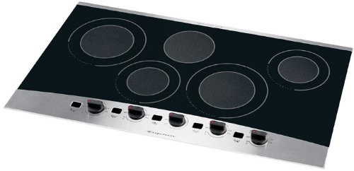 Superior DISCONTINUED   Frigidaire Professional Series : PLEC36S9EC 36 Smoothtop  Electric Cooktop