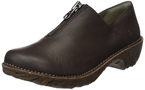 El Naturalista Women's Ng52 Yggdrasil Mule, Brown, 39 EU/8.5 M US by El Naturalista