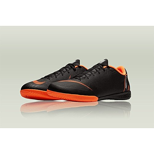 Total da w Uomo Calcio Black Scarpe XII Academy IC Nike Nero Mercurial 081 Orange Vapor wgxqWRP