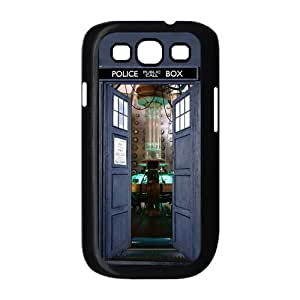 Custom Your Own Doctor Who Tardis SamSung Galaxy S3 I9300 Case, personalised Doctor Who Tardis Samsung S3 Cover