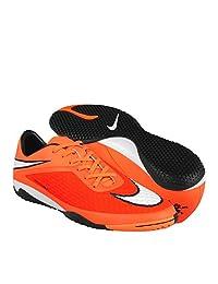 Nike Tenis de fútbol para Hombre simipiel Naranja con Blanco con Negro 599849800 28.5