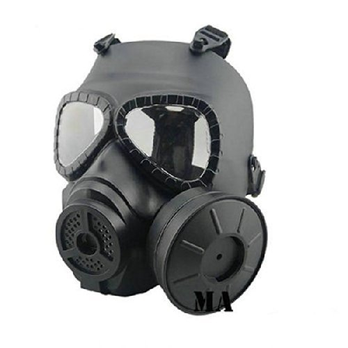 - WMX-Tactics M04 Airsoft Paintball Protective Full Face Toxic Gas Mask