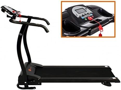 SG - Cinta de correr de 1500 W plegable, con pantalla LED: Amazon ...