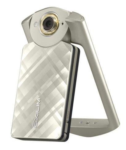 Casio 11.1 MP Exilim High Speed EX-TR50 EX-TR500 Self-portrait Beauty/selfie Digital Camera (Gold) - International Version (No Warranty) (Casio Camera Tr100)