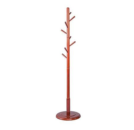 Perchero de (Vino Rojo / D40 * H178cm) Sujetador del Piso ...