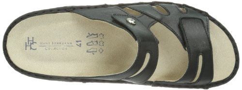 Mules Herrmann Black Women's Clogs Hans Collection Black Hhc UaPZq