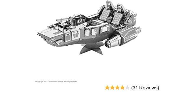 Imperial AT-Hauler Metal Earth 3D Laser Cut Metal Puzzle by ... Star Wars Solo