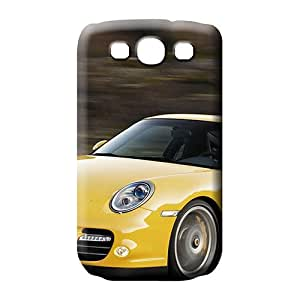 samsung galaxy s3 Appearance Scratch-proof phone Hard Cases With Fashion Design phone carrying skins 2010 porsche 911 turbo