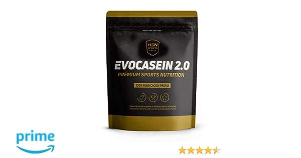 HSN Sports Caseína Micelar de Evocasein 2.0 Sabor Capuchino - 500 gr: Amazon.es: Salud y cuidado personal