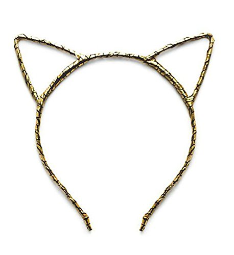 Meowingtons Shimmer Cat Ears Headband