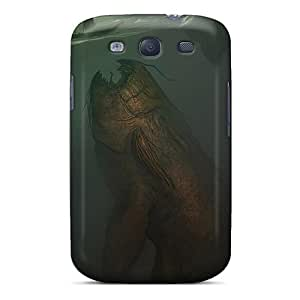 New Fisherman Tpu Skin Case Compatible With Galaxy S3