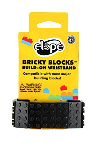 [Bricky Blocks Wristband by elope] (Funny 2 People Costume)