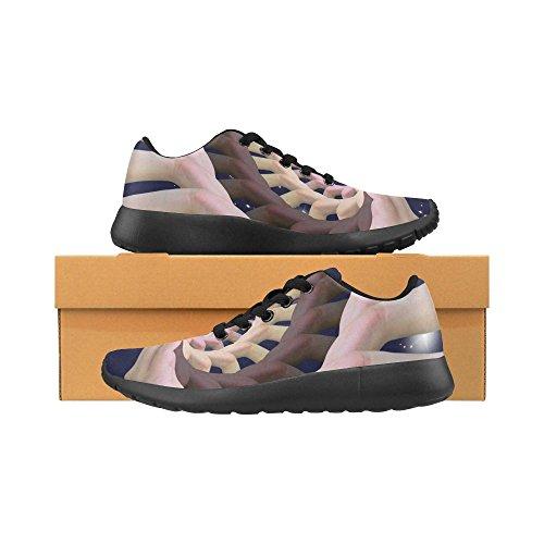 InterestPrint Womens Jogging Running Sneaker Lightweight Go Easy Walking Casual Comfort Sports Running Shoes Multi 1 O2I3Ub8