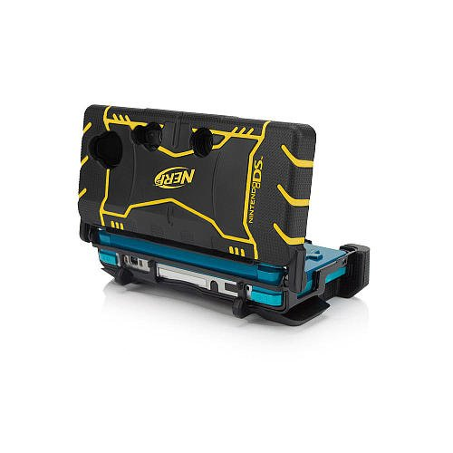 NERF Armor for Nintendo 3DS/DS/DSi Yellow