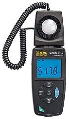 AEMC 1110 (2121.71) Lightmeter with Data...