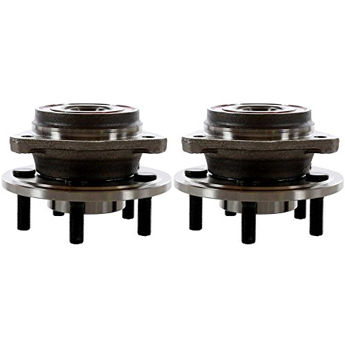 Prime Choice Auto Parts HB613160PR Front Hub Bearing Assembly Pair