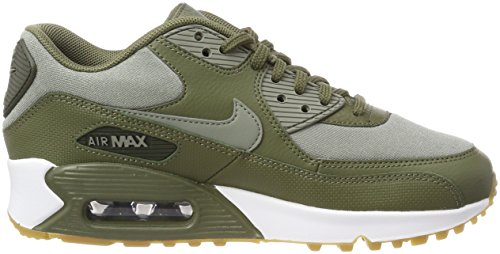 Olive Medium Donna Dark Scarpe Max Air da Sequo Verde 90 205 Ginnastica Nike Stucco qZz18wxS