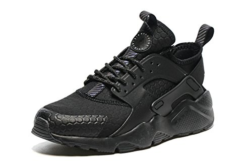 QLQLQL® Couple Shoes Air Huarache Run Ultra BR Casual Men's Running Shoes Black 38EU