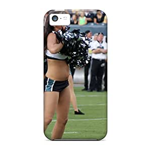 FCKLocation Snap On Hard Case Cover New York Jets Cheerleader Uniform Protector For Iphone 5c