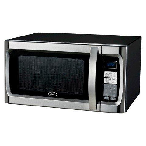 Oster 1.3 Cu Ft 1100 Watt Microwave (Microwave Countertop Oster)