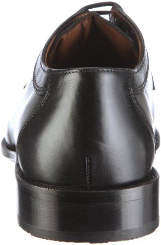 Manz Coll Geleden G 134019, Mannen Lace Up Brogues Zwart