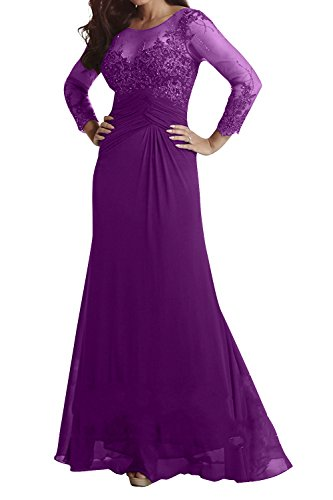 Brau Violett Festlichkleider Figurbetont 4 mia Etuikleider Abendkleider Partykleider Langarm La 3 Neu Trumpet Brautmutterkleider 6HCBR5w
