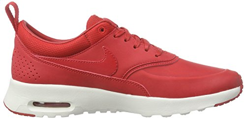 White Baskets Red Basses Red Air Sail Max University Femme University Rouge Thea NIKE Up7Ztqp