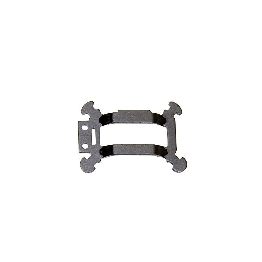 Kecar Replacement for DJI Mavic PRO Platinum Gimbal Upper Mount Vibration Dampener Board Aluminum Gimbal Vibration Plate Board Replacement Mount Part