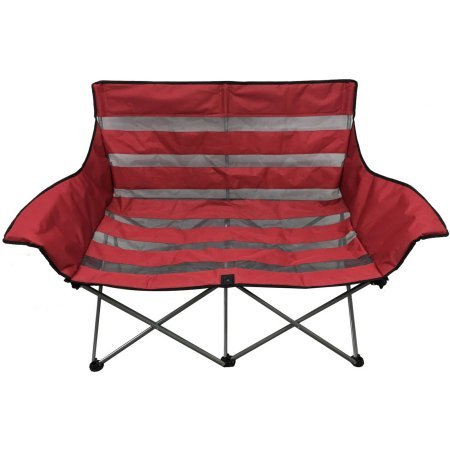 - Ozark Trail Conversation Love Seat Chair with Carry bag