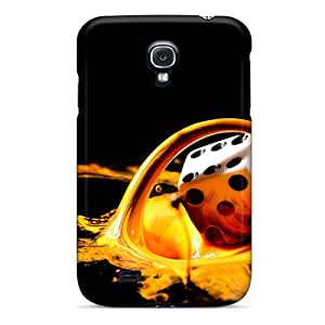 Forever Collectibles Dice Splash Hard Snap-on Galaxy S4 Case
