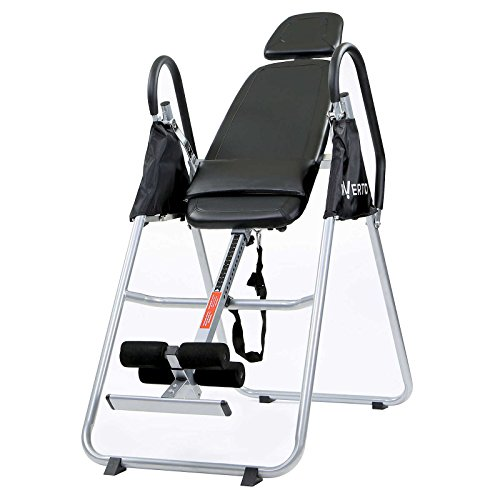 Invertio Inversion Table – Back Stretcher Machine for Pain Relief Therapy