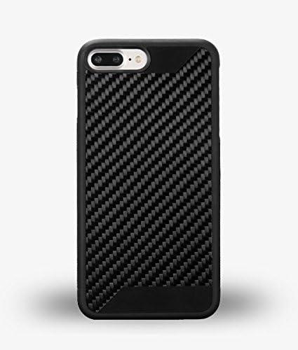 Amazon Com Carbon Trim Solutions Ctslite Real Carbon Fiber Case Iphone 7 Plus