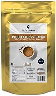 Achocolatado Santa Monica 32% Cacau 1kg